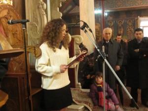 Η ομιλία της Κέλλυ Αλεξανδρίδη για τους Τρεις Ιεράρχες